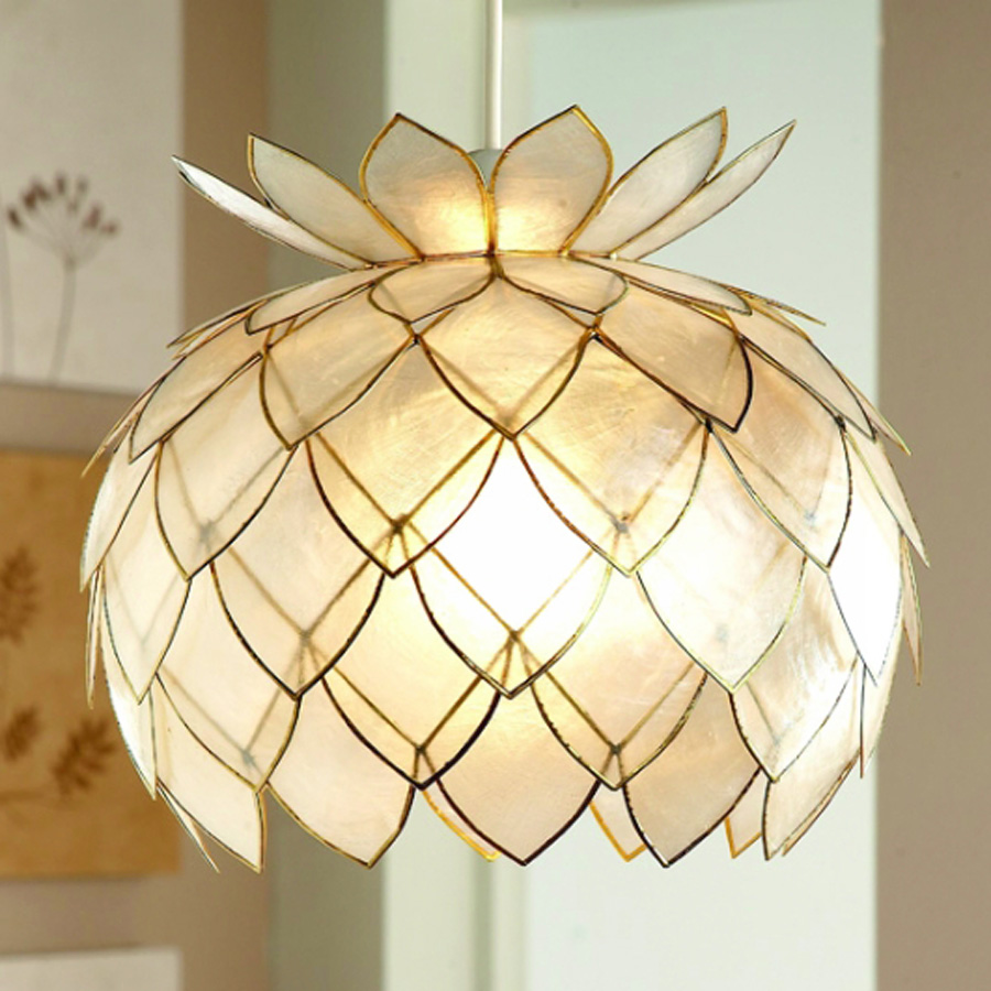 gold ceiling light shades photo - 3