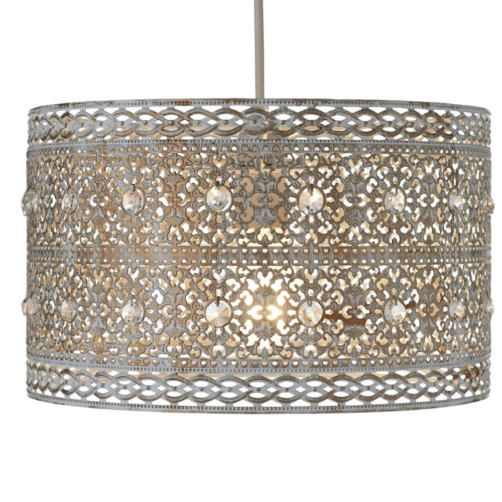 gold ceiling light shades photo - 6