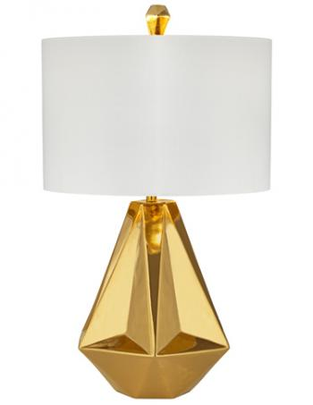 gold lamps photo - 3