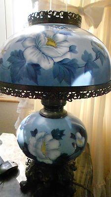 gone with the wind lamps photo - 1