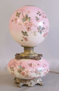 gone with the wind lamps photo - 8