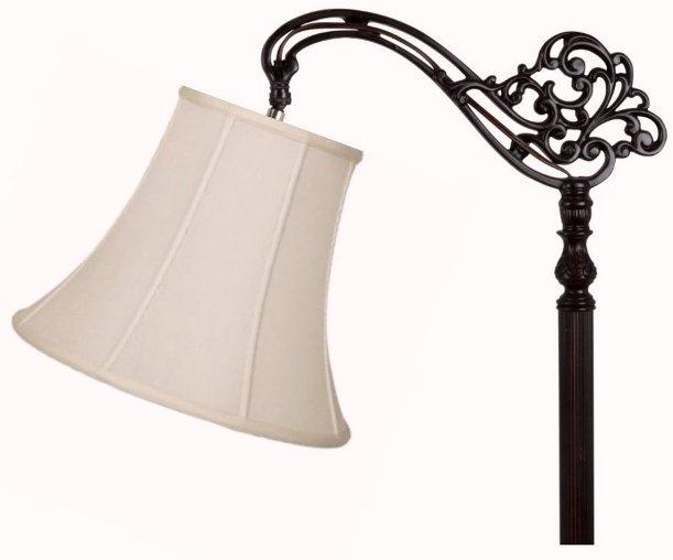 gooseneck floor lamps photo - 3