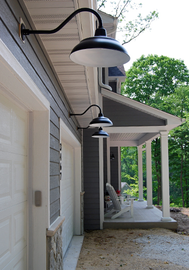 The Uses Of Gooseneck Outdoor Lights Warisan Lighting