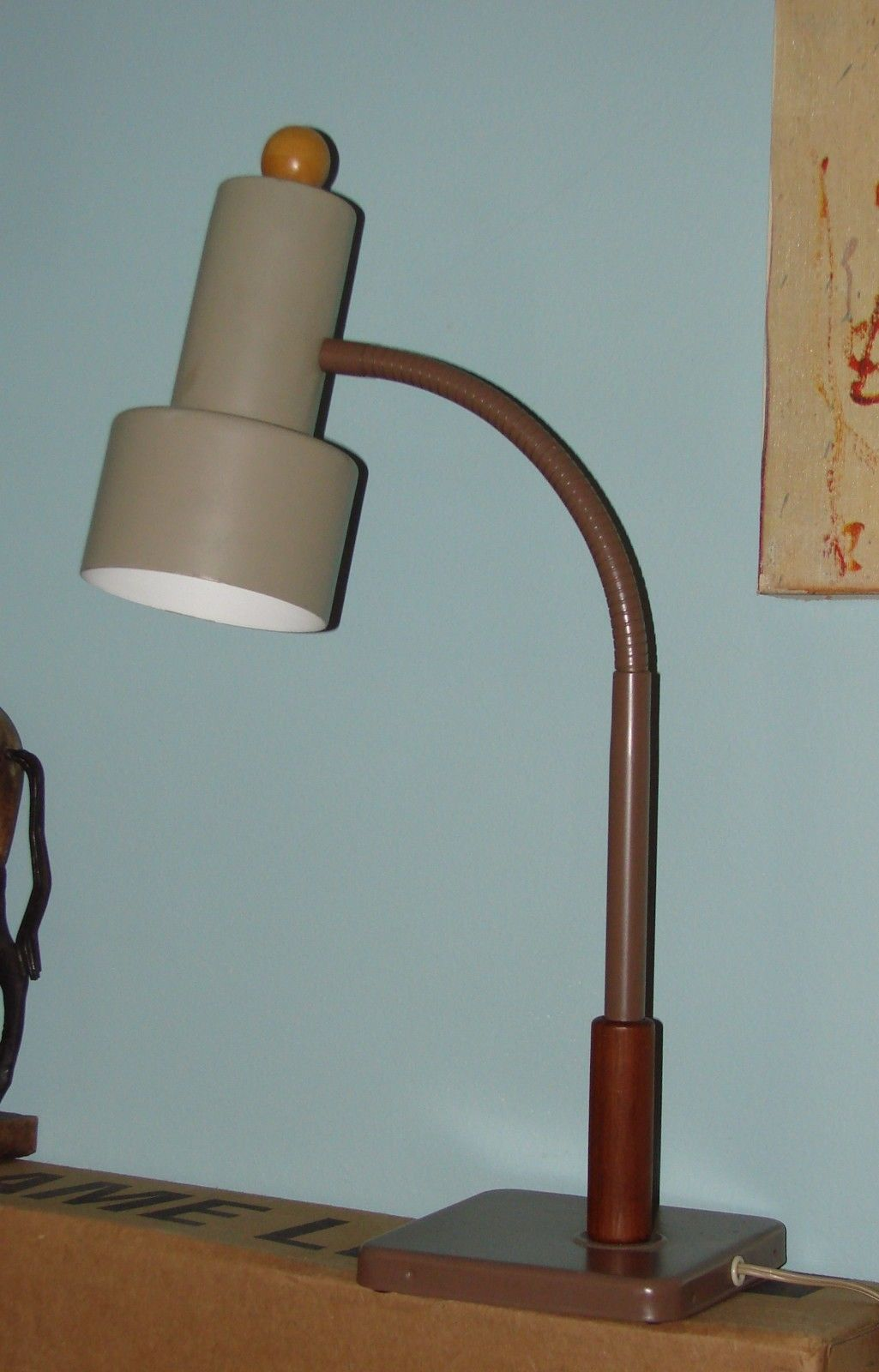 gooseneck table lamp photo - 7