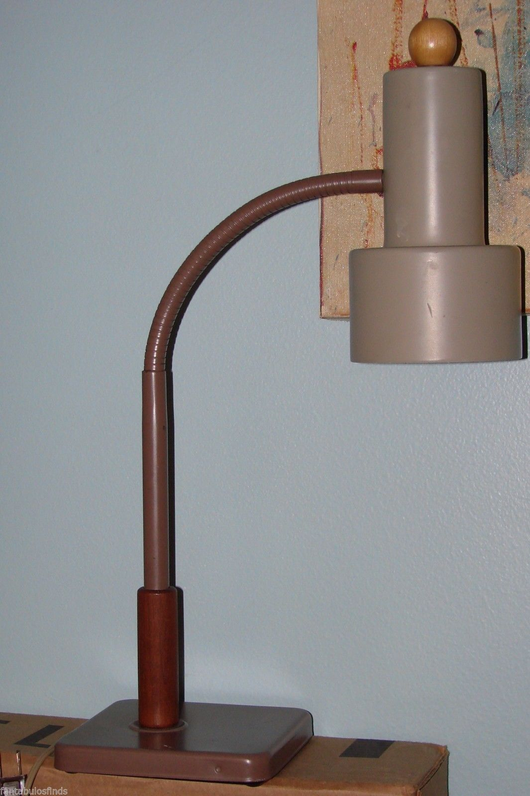 gooseneck table lamp photo - 8