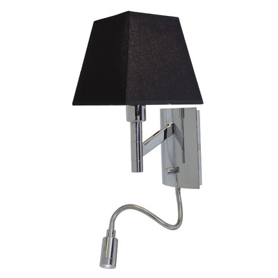 gooseneck wall light photo - 8