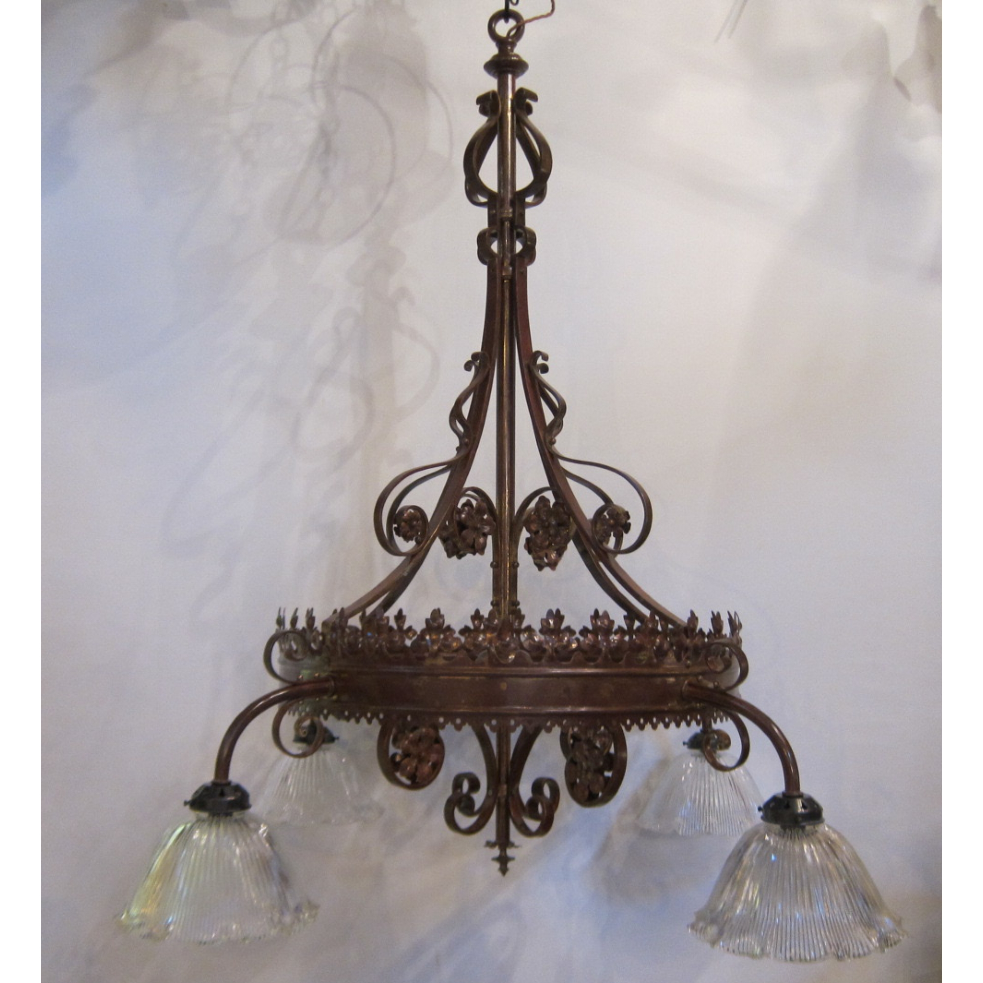 gothic ceiling lights photo - 1