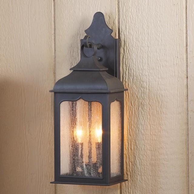 gothic outdoor lighting photo - 4