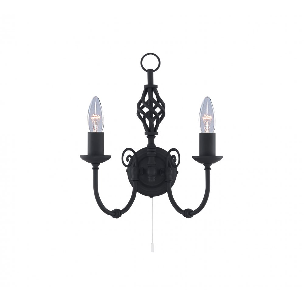 gothic wall lights photo - 5