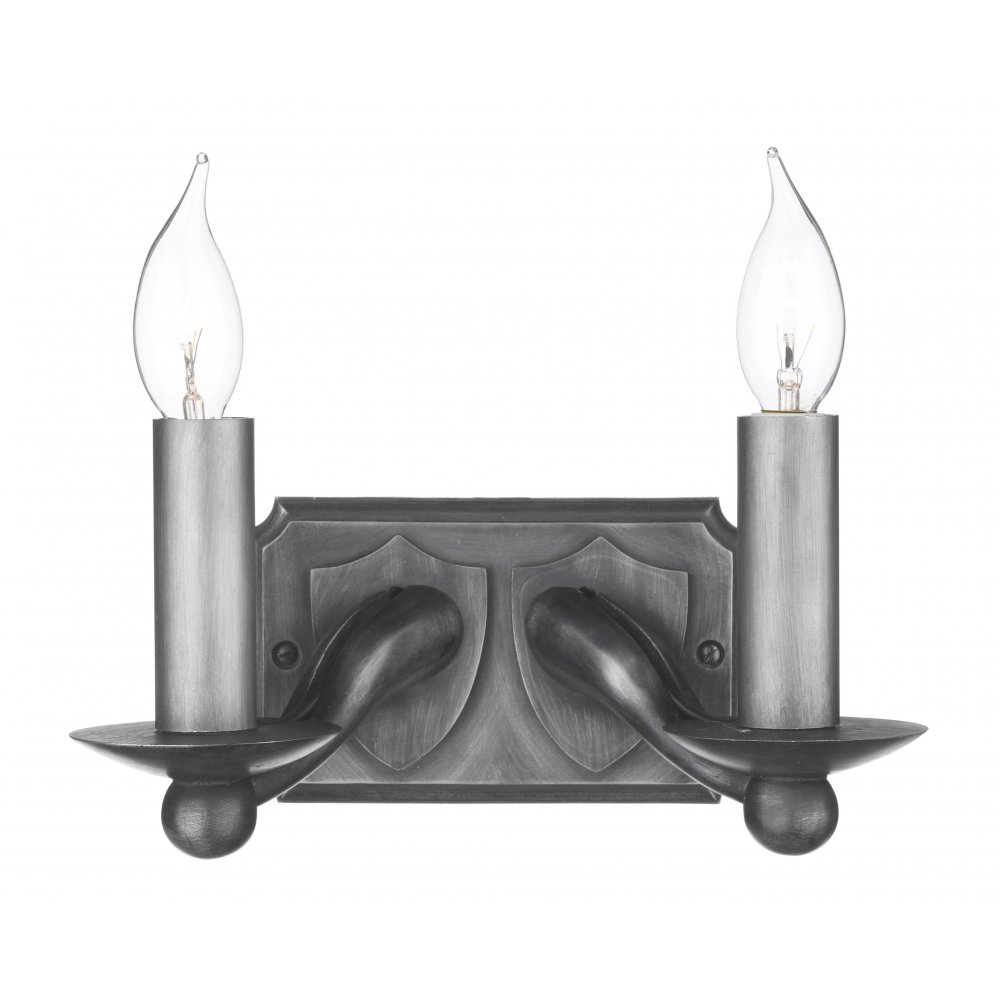 gothic wall lights photo - 7