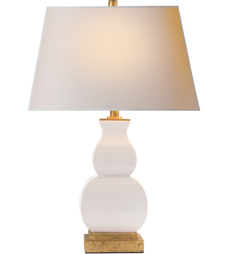 gourd table lamp photo - 3