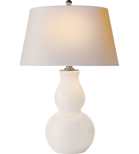 gourd table lamp photo - 4