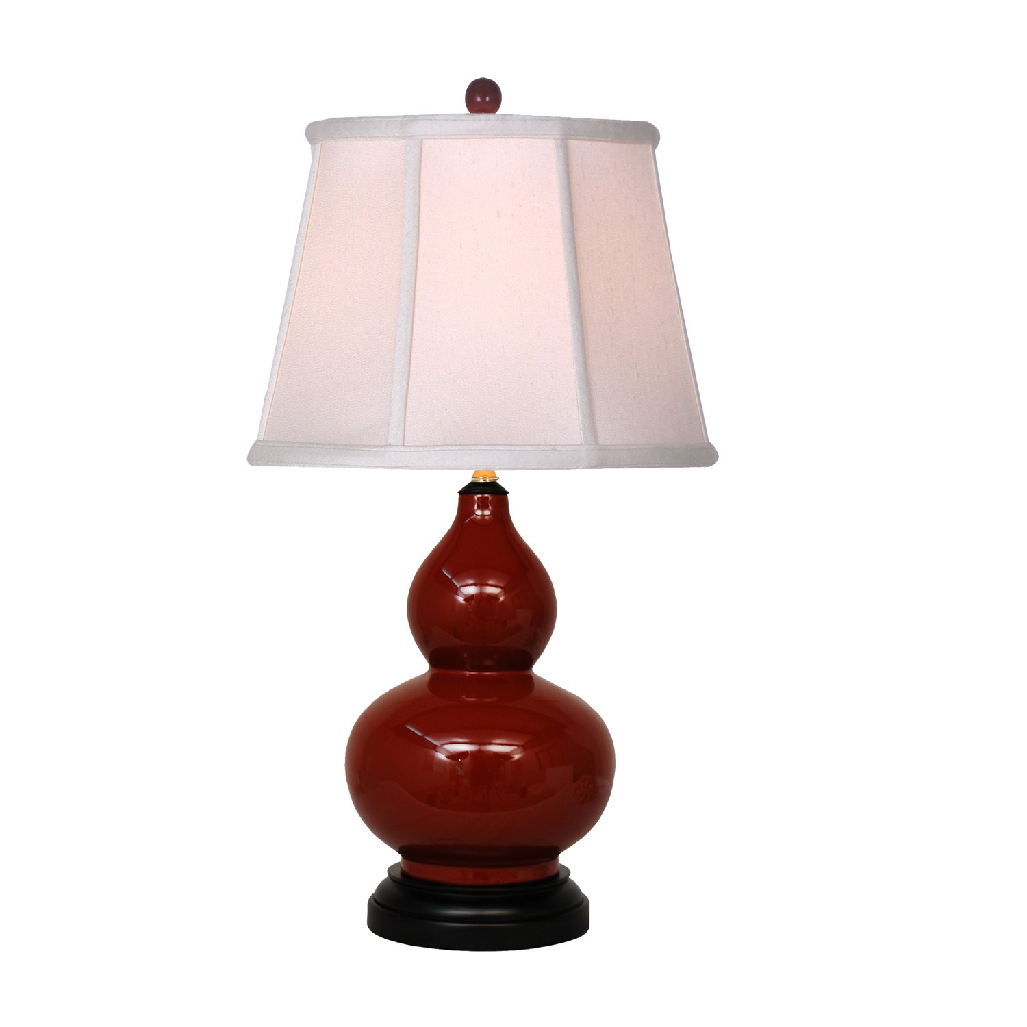gourd table lamp photo - 6
