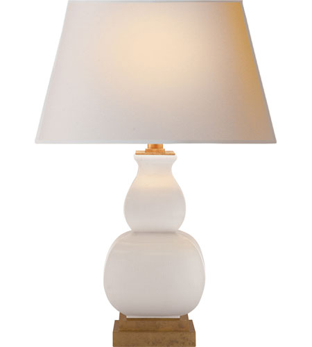 gourd table lamp photo - 7
