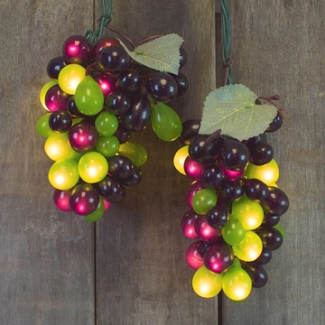 grape lights outdoor photo - 2