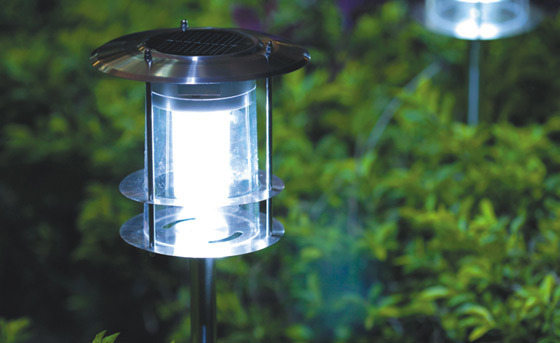 ground lights outdoor photo - 8