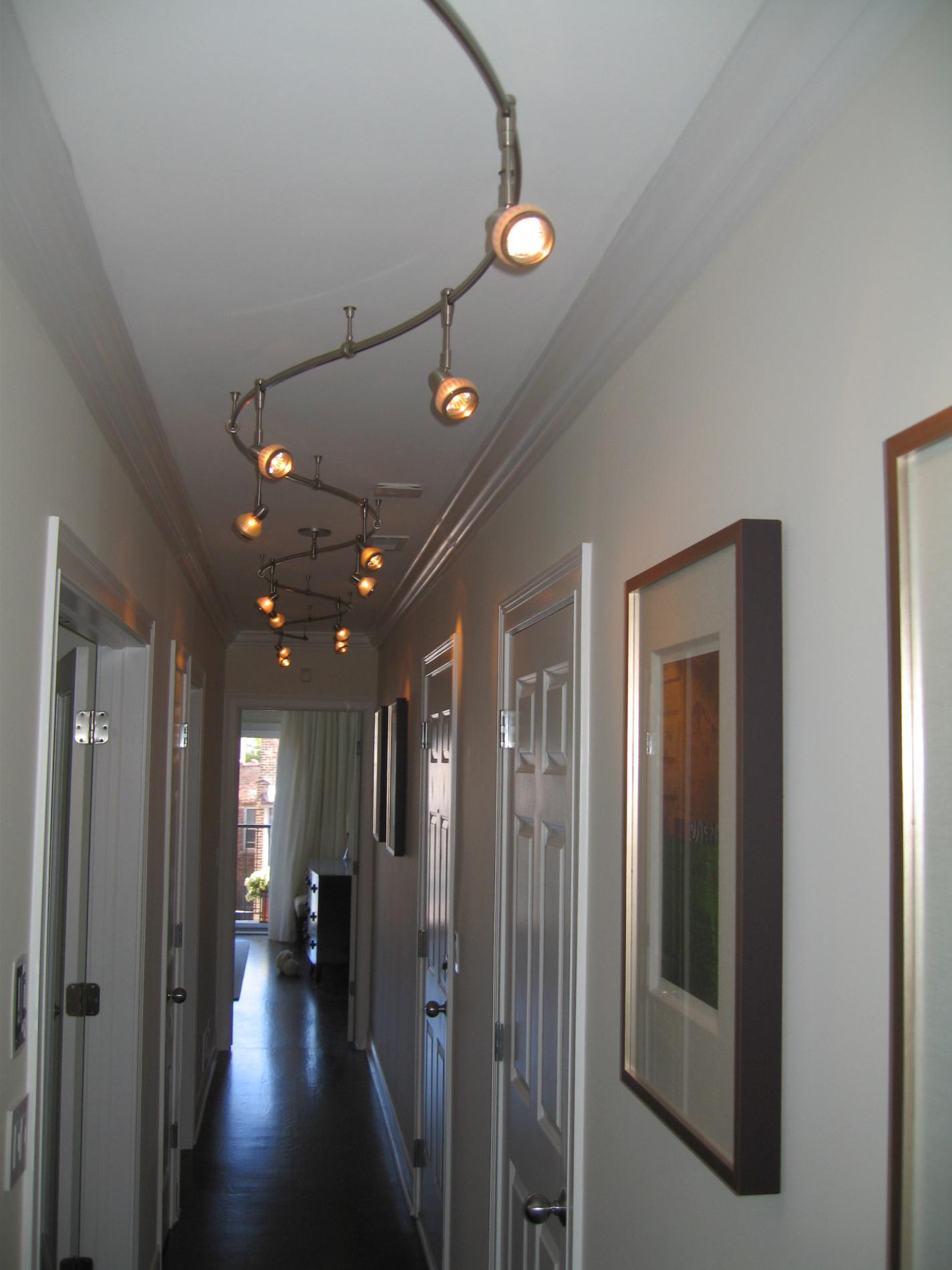 ceiling light ideas for hallway - 10 Hallway ceiling lights ideas you should think about
