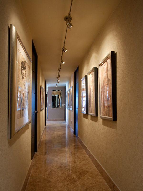 hallway wall lights photo - 6