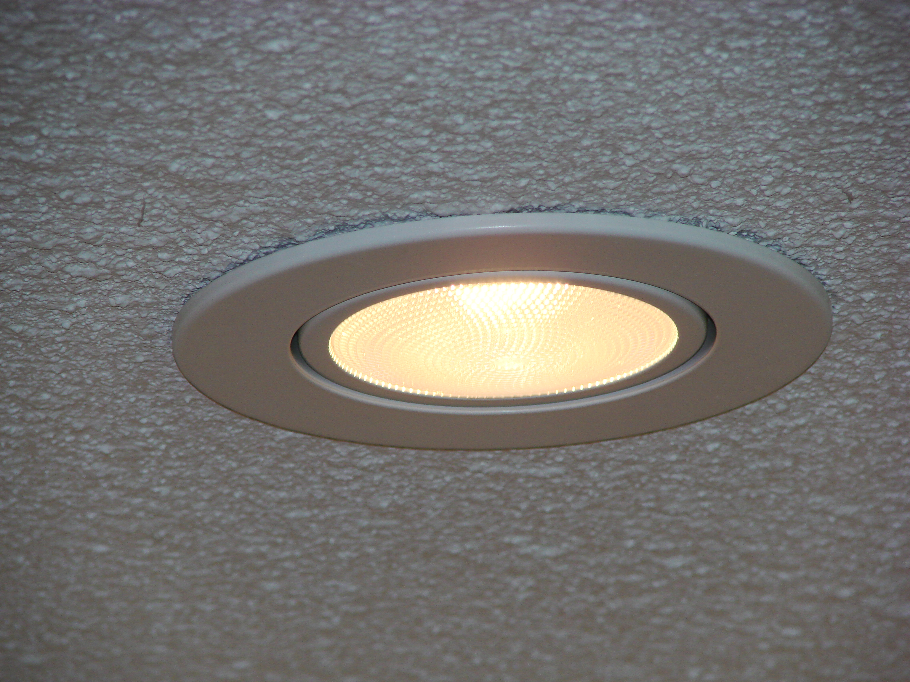 Halogen Recessed Ceiling Lights Photo 1