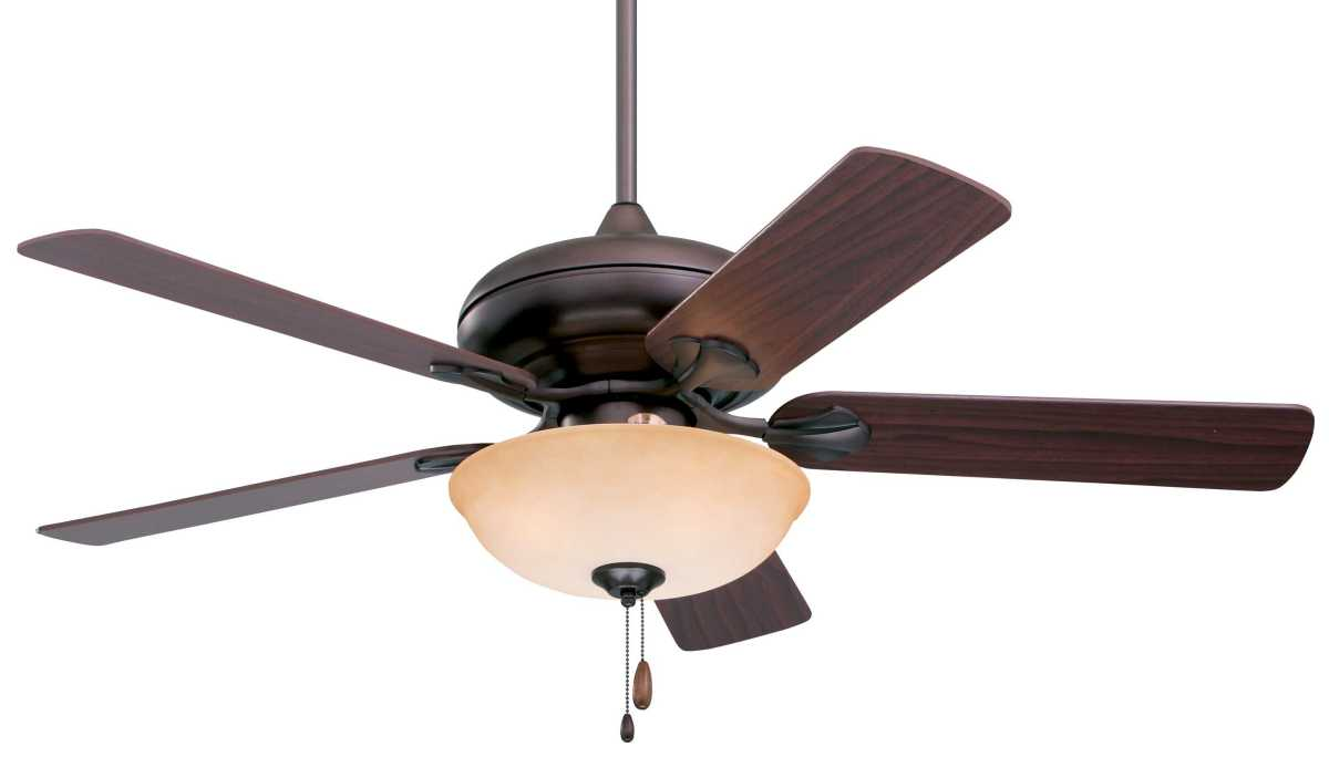 hampton bay 4 light ceiling fan photo - 2
