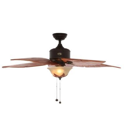 hampton bay antigua ceiling fan photo - 4