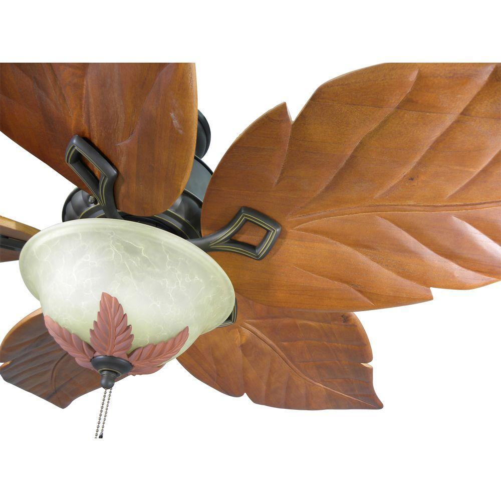 hampton bay antigua ceiling fan photo - 6