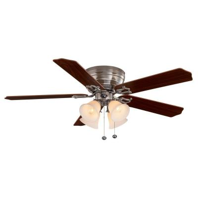 hampton bay ceiling fan light photo - 10