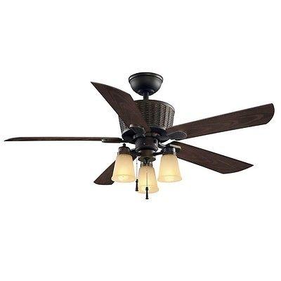 hampton bay ceiling fans photo - 10