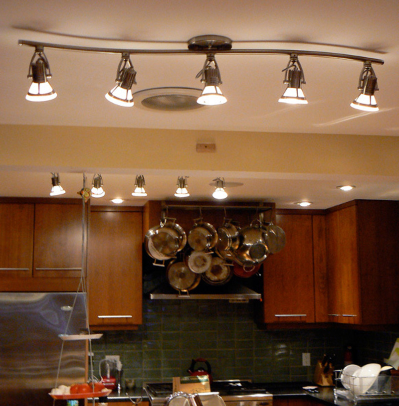 hampton bay ceiling lights photo - 6