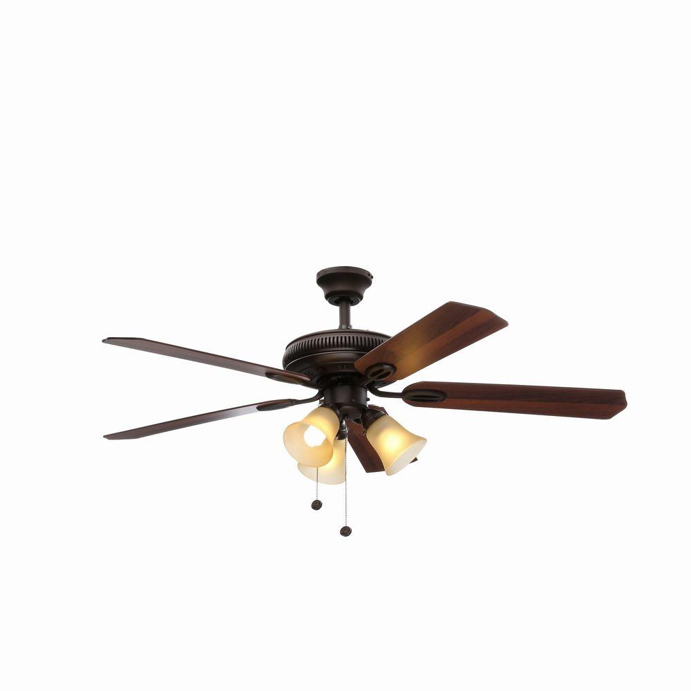 hampton bay glendale ceiling fan photo - 5