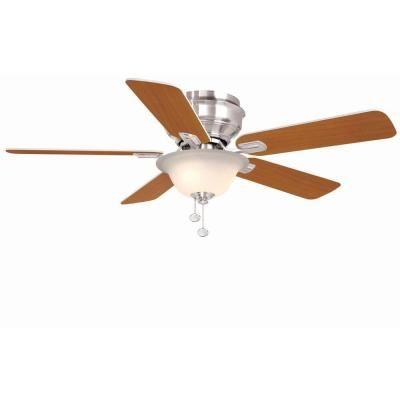 hampton bay hawkins ceiling fan photo - 1