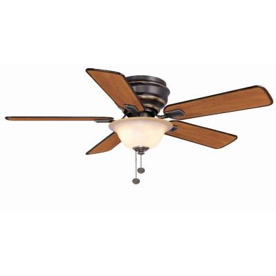hampton bay hawkins ceiling fan photo - 2