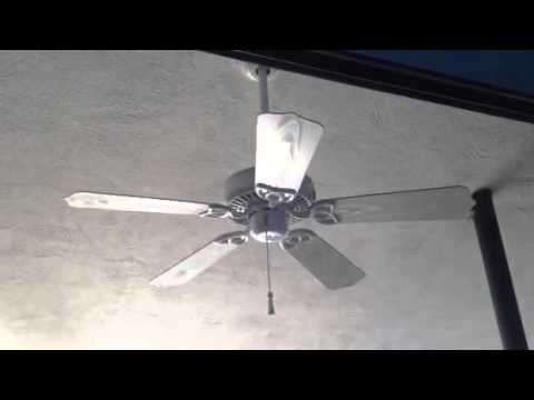 hampton bay industrial ceiling fan photo - 10