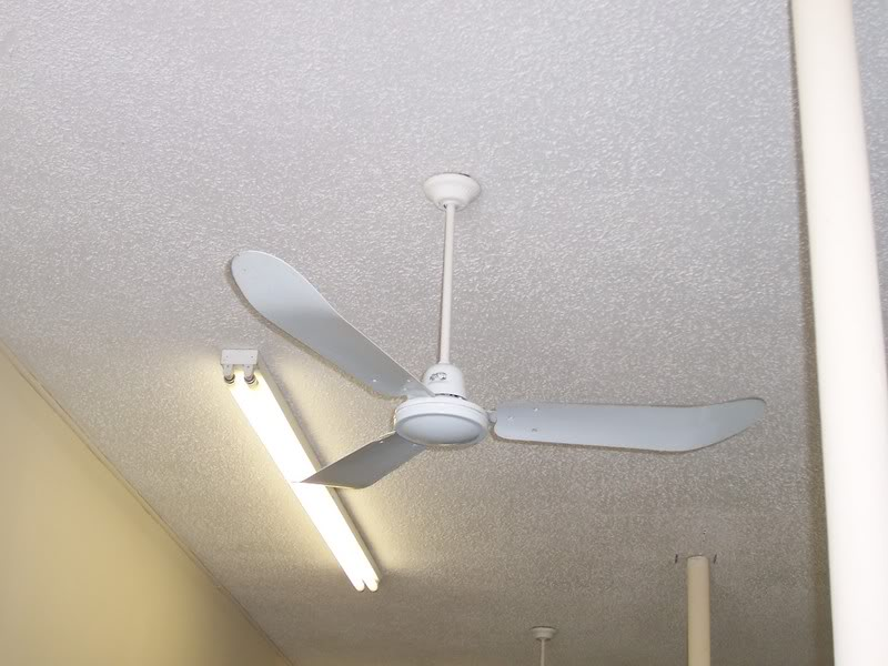 hampton bay industrial ceiling fan photo - 9