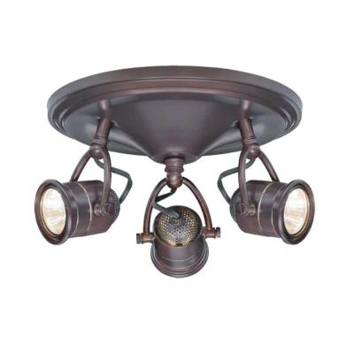 hampton bay led ceiling light photo - 3