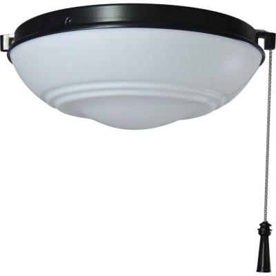 hampton bay led ceiling light photo - 7