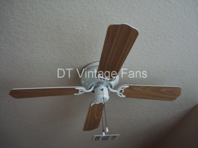 Hampton Bay Littleton Ceiling Fan Warisan Lighting