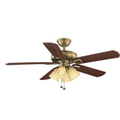 hampton bay lyndhurst ceiling fan photo - 1