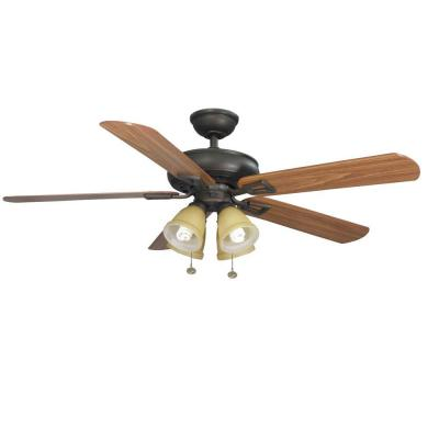 hampton bay lyndhurst ceiling fan photo - 6