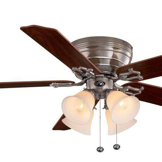 hampton bay lyndhurst ceiling fan photo - 7