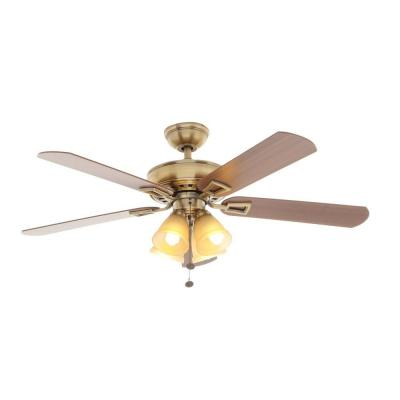 hampton bay lyndhurst ceiling fan photo - 8