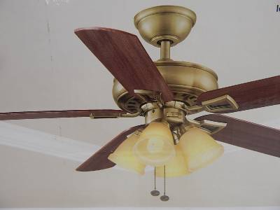 hampton bay lyndhurst ceiling fan photo - 9