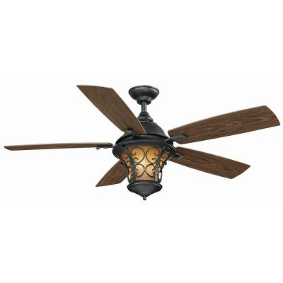 hampton bay nassau ceiling fan photo - 7