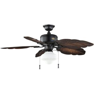 hampton bay outdoor ceiling fans photo - 1