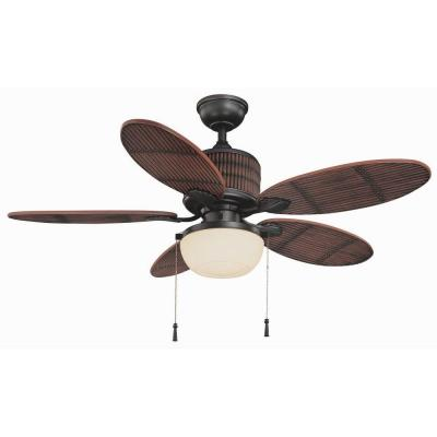 hampton bay outdoor ceiling fans photo - 5