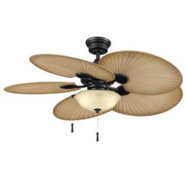 hampton bay outdoor ceiling fans photo - 6