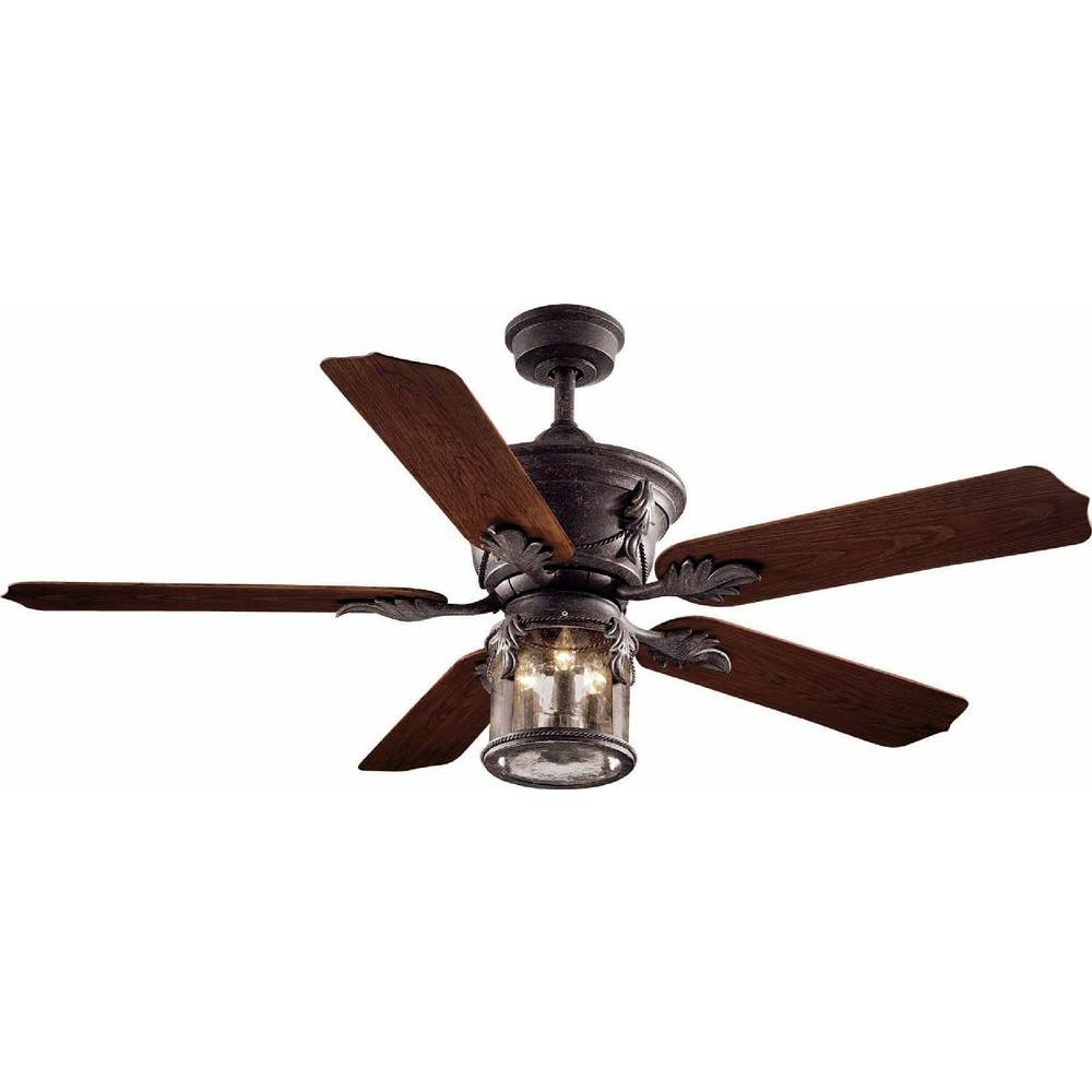 hampton bay outdoor ceiling fans photo - 7