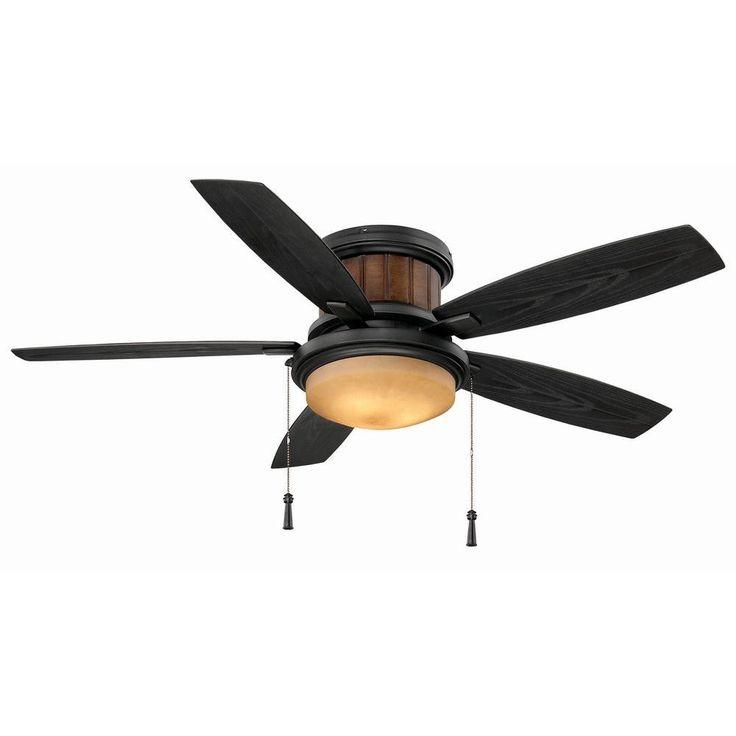hampton bay outdoor ceiling fans photo - 9