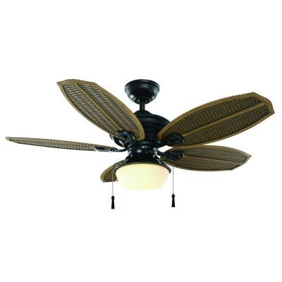 hampton bay palm beach ceiling fan photo - 10