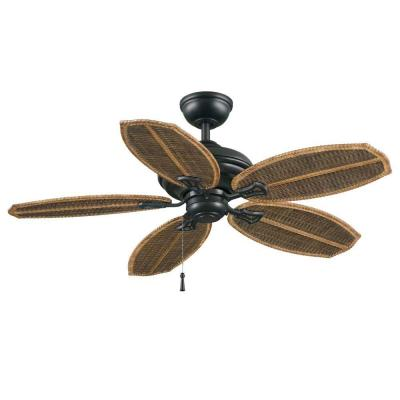 hampton bay palm beach ceiling fan photo - 5